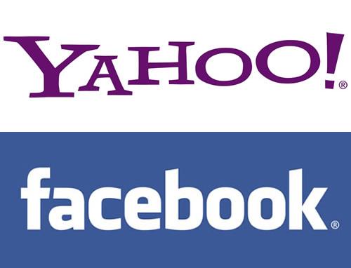 Yahoo e Facebook