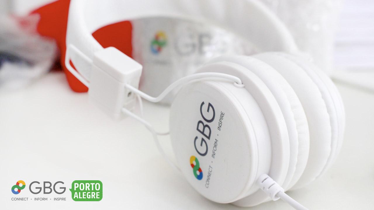 Brinde Google Gif Fone de Ouvido